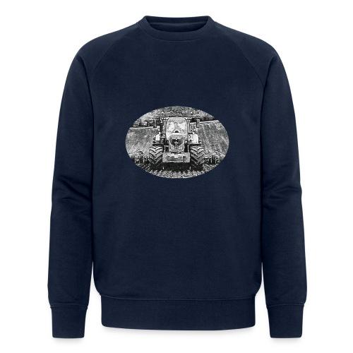 Ackerschlepper - Männer Bio-Sweatshirt von Stanley & Stella