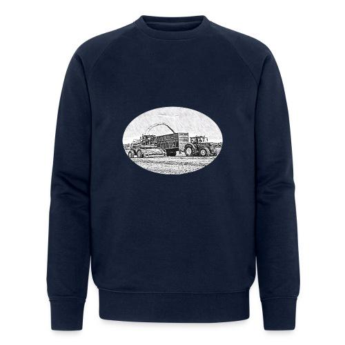 Sillageernte - Männer Bio-Sweatshirt von Stanley & Stella