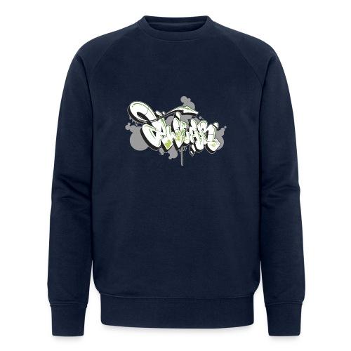 Graffiti Art 2wear Style - Økologisk Stanley & Stella sweatshirt til herrer