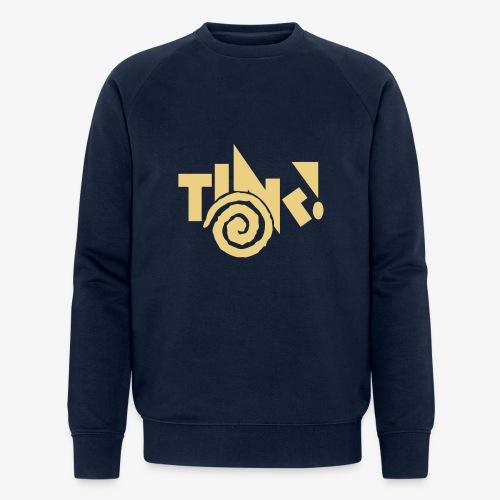 TINK! Records Legacy - Men's Organic Sweatshirt by Stanley & Stella