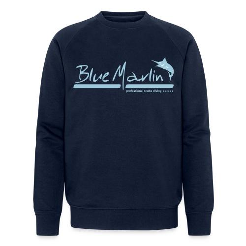 BlueMarlin Divestyle - Männer Bio-Sweatshirt