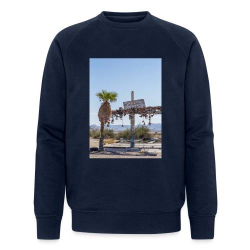 by Mazja Hillestrøm - Økologisk sweatshirt til herrer