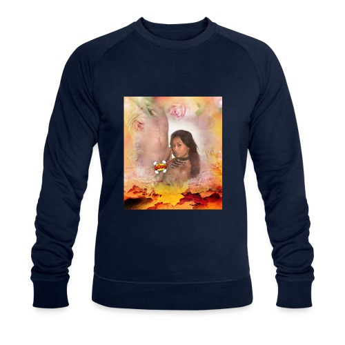 Herbstsinfonie - Männer Bio-Sweatshirt