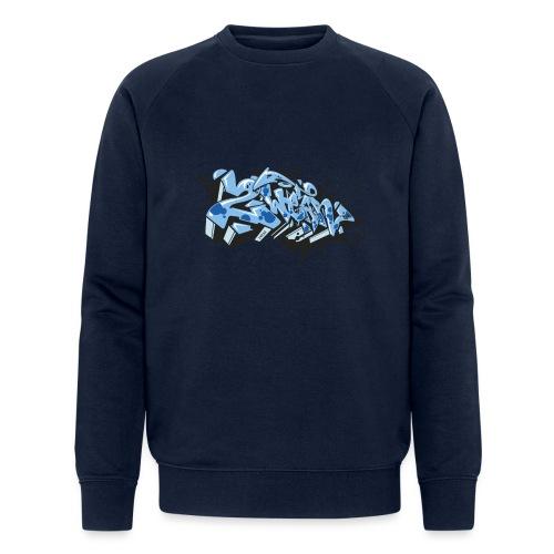 Graffiti Style 2wear - Økologisk sweatshirt til herrer