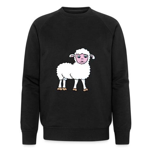 Minos le petit agneau - Sweat-shirt bio Stanley & Stella Homme