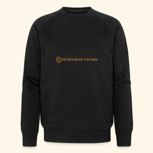 Rudelhilfe Logo - Männer Bio-Sweatshirt von Stanley & Stella