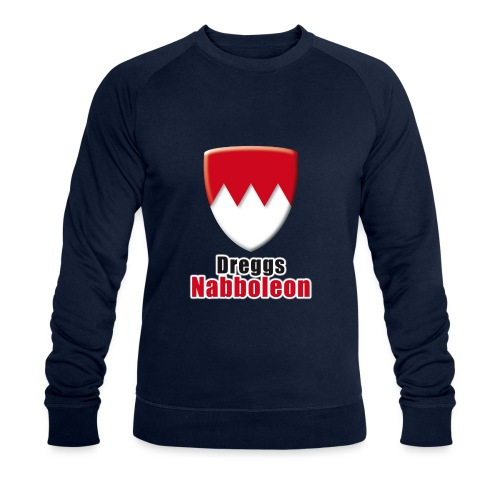 tshirt_franken_dreggsnaboleon_ohne_frank - Männer Bio-Sweatshirt
