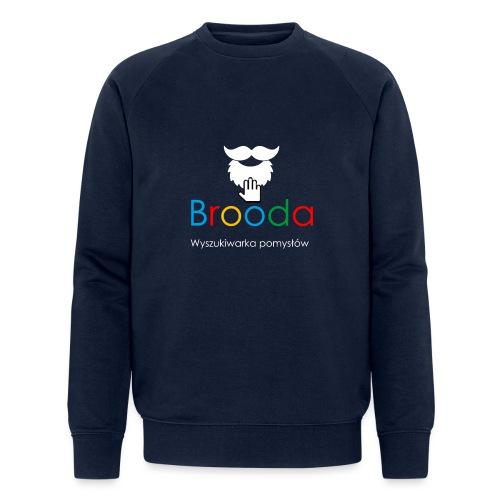 Koszulka wyszukiwarka: Google - Broda - Ekologiczna bluza męska Stanley & Stella