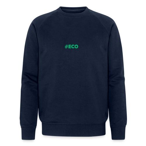 #ECO Blue-Green - Männer Bio-Sweatshirt von Stanley & Stella