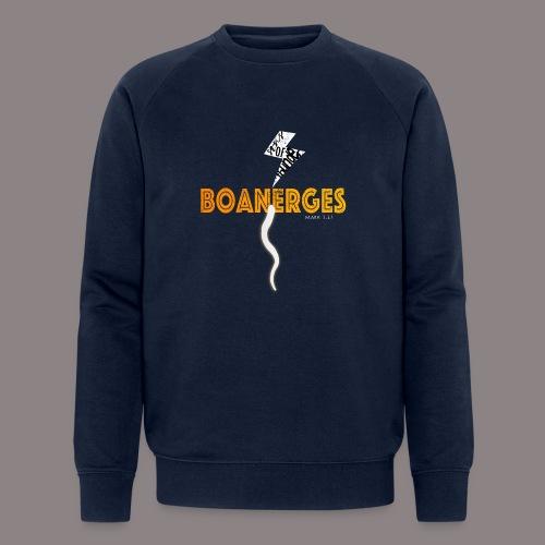 Boanerges (Donnersohn) - Männer Bio-Sweatshirt von Stanley & Stella