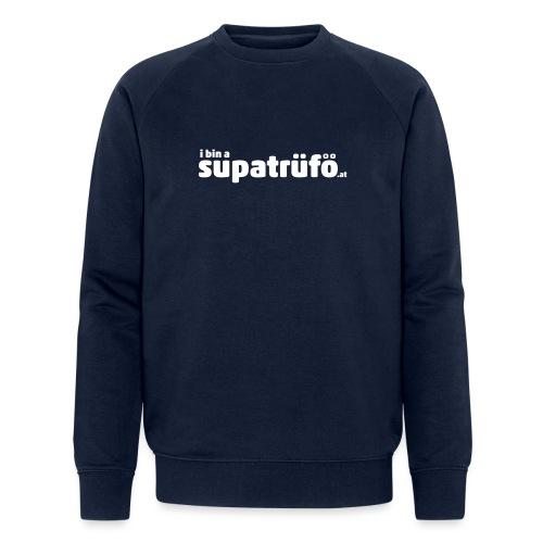 supatrüfö - Männer Bio-Sweatshirt von Stanley & Stella