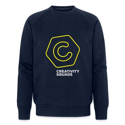 CreativitySquads 002 - Miesten luomucollegepaita