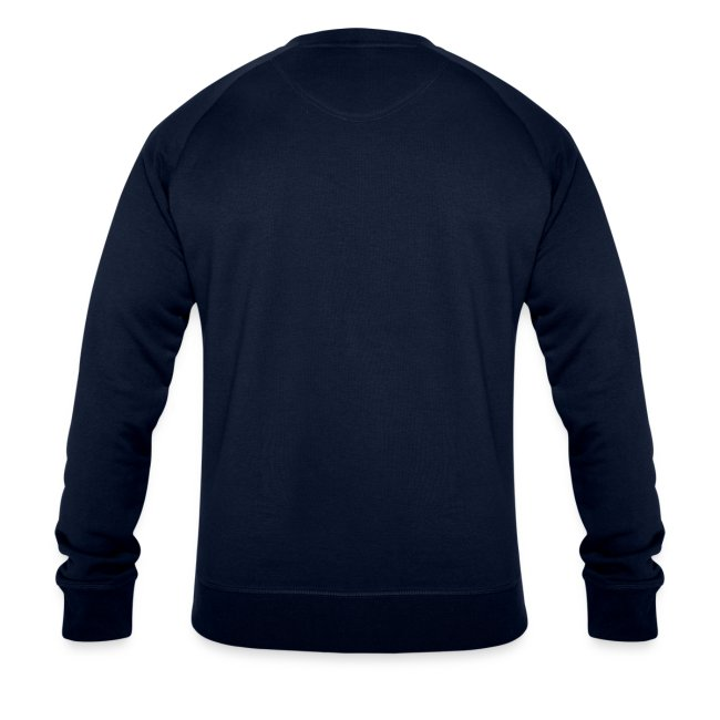 Vorschau: irgendwos hods oiwei - Männer Bio-Sweatshirt von Stanley & Stella