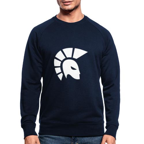 centurion racing icon White - Men's Organic Sweatshirt
