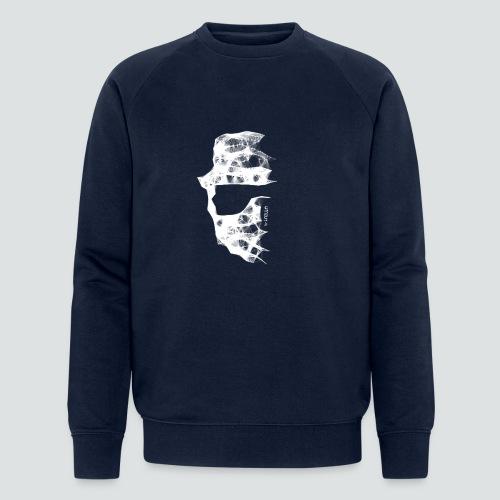 Totenkopf2 png - Männer Bio-Sweatshirt von Stanley & Stella
