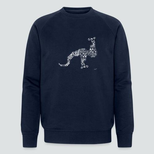 Känguru png - Männer Bio-Sweatshirt von Stanley & Stella