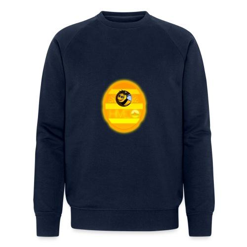 Herre T-Shirt - Med logo - Økologisk sweatshirt til herrer