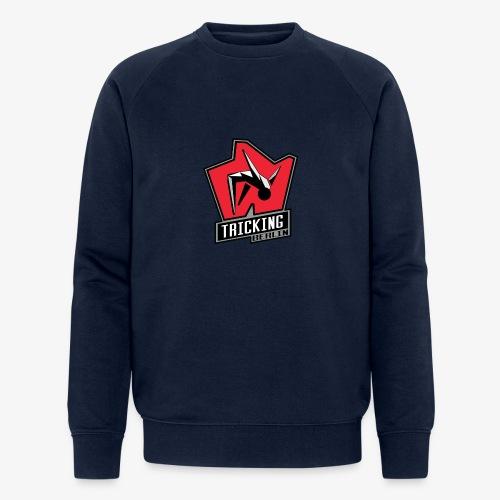 Tricking.Berlin - Männer Bio-Sweatshirt