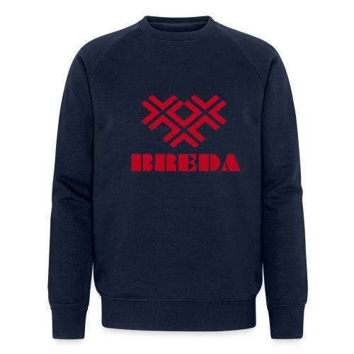 BredaBLACK - Mannen bio sweatshirt van Stanley & Stella