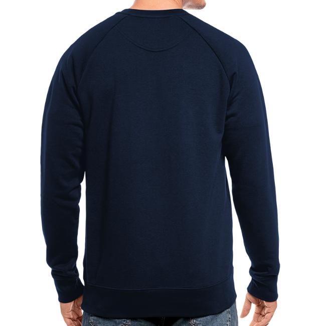 Vorschau: Klassiker Sprüche - Männer Bio-Sweatshirt