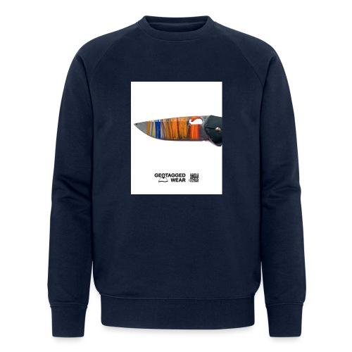 Color Blade #1 F/W 18 - Männer Bio-Sweatshirt von Stanley & Stella