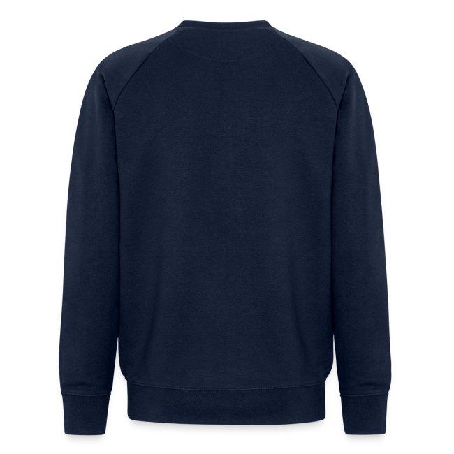 Vorschau: cat moon - Männer Bio-Sweatshirt von Stanley & Stella