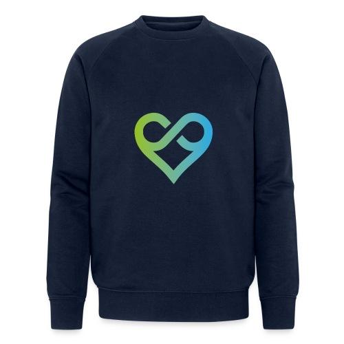Michael J. Roads Logo - Men's Organic Sweatshirt by Stanley & Stella
