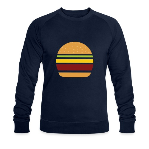 Logo Burger Panhamburger - Sweat-shirt bio Stanley & Stella Homme