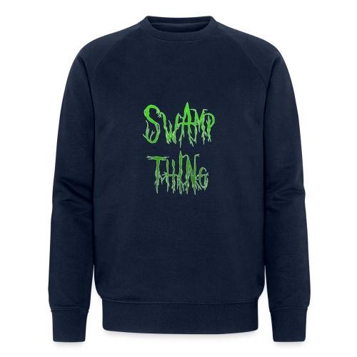 Swamp thing - Men's Organic Sweatshirt by Stanley & Stella