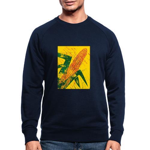 Mais rot - Männer Bio-Sweatshirt von Stanley & Stella