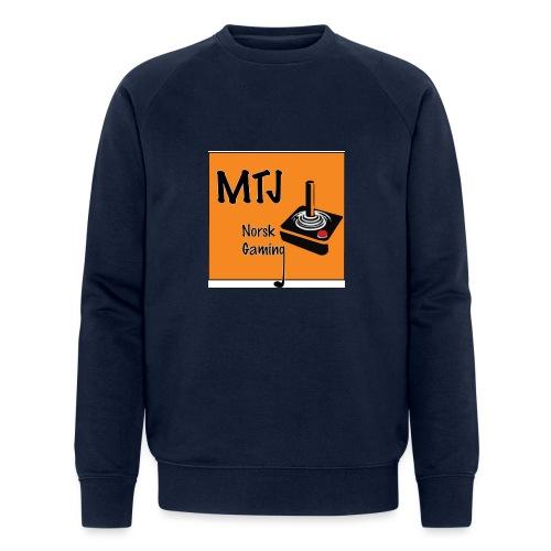 Mtj Logo - Økologisk sweatshirt for menn fra Stanley & Stella