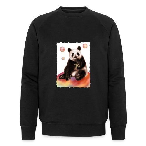 Panda World - Felpa ecologica da uomo