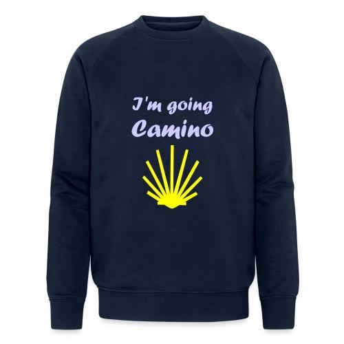 Going Camino - Økologisk sweatshirt til herrer