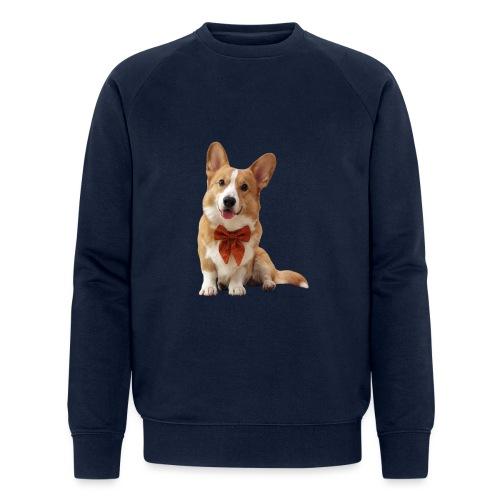 Bowtie Topi - Men's Organic Sweatshirt