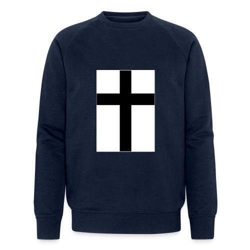 Cross - Ekologisk sweatshirt herr från Stanley & Stella