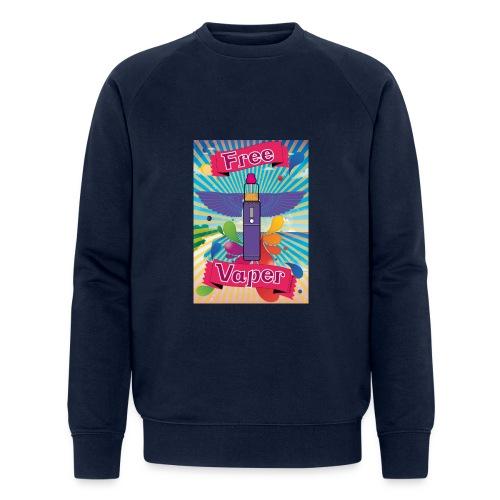 hawai png - Sweat-shirt bio Stanley & Stella Homme