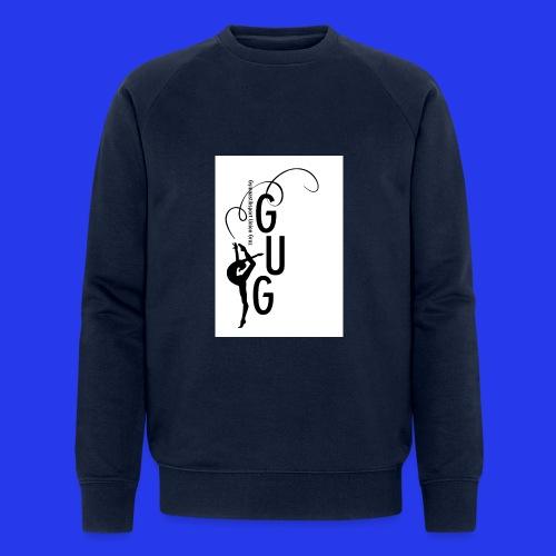 GUG Logo - Männer Bio-Sweatshirt