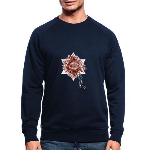 HimmelsAuge - Männer Bio-Sweatshirt von Stanley & Stella