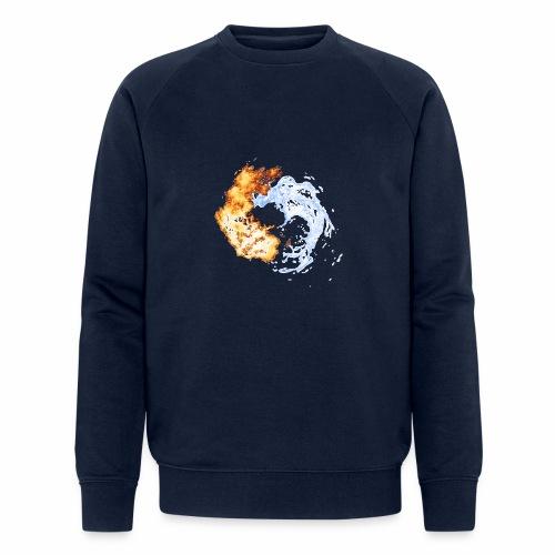 feuerwasser - Männer Bio-Sweatshirt von Stanley & Stella