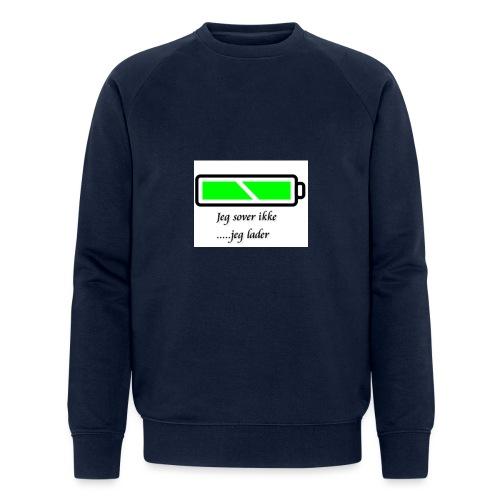lader_2 - Økologisk sweatshirt for menn fra Stanley & Stella