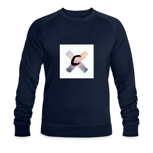 CLOUDYLOGO2 - Ekologisk sweatshirt herr från Stanley & Stella