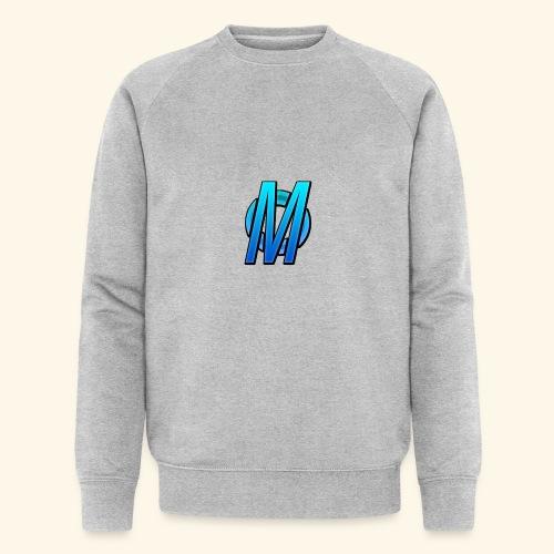 MirBlue - Miesten luomucollegepaita