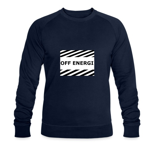 OFF ENERGI officiel merch - Ekologisk sweatshirt herr från Stanley & Stella