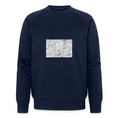 Doodle - Ekologiczna bluza męska
