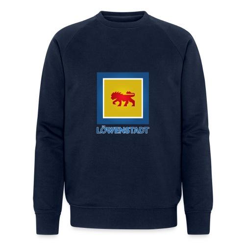 Löwenstadt Fan Design 11 - Männer Bio-Sweatshirt von Stanley & Stella