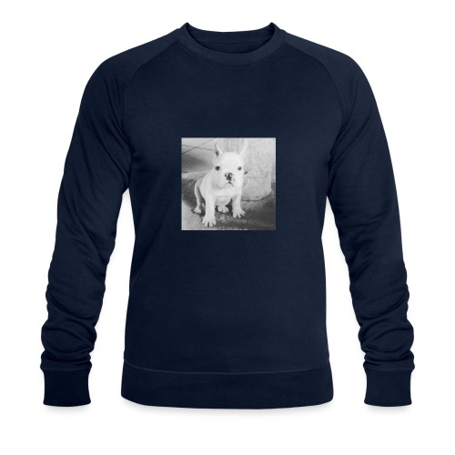 Billy Puppy - Mannen bio sweatshirt van Stanley & Stella