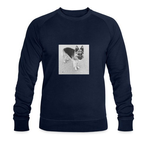 Ready, set, go - Mannen bio sweatshirt