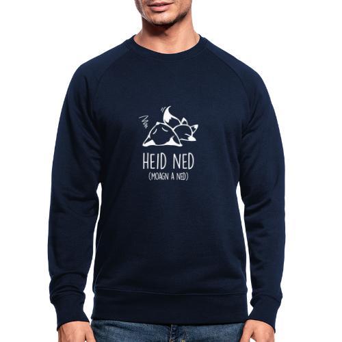 Vorschau: Heid ned - Männer Bio-Sweatshirt