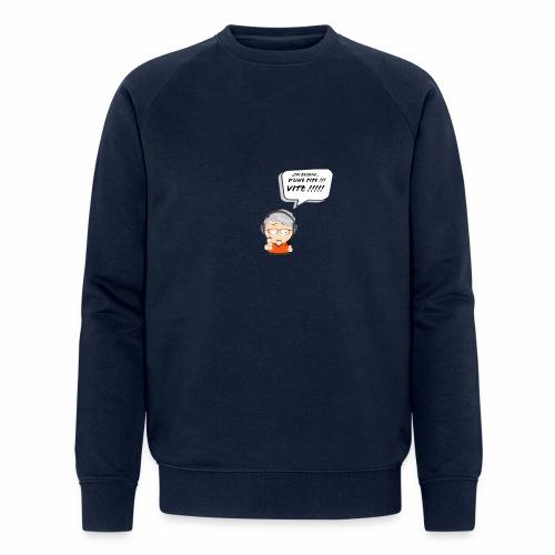 Le Vieux Bourré - Sweat-shirt bio Stanley & Stella Homme