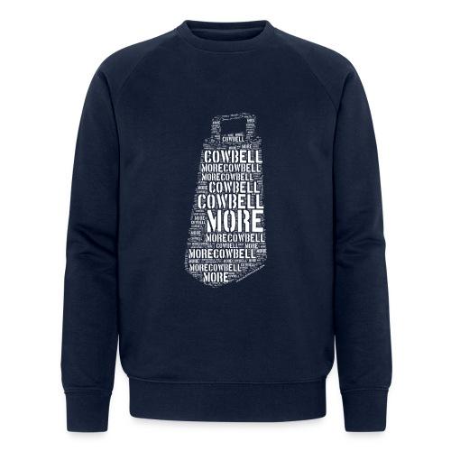 More Cowbell (White) - Sweat-shirt bio Stanley & Stella Homme